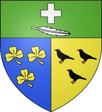 Blason Thiverval-Grignon