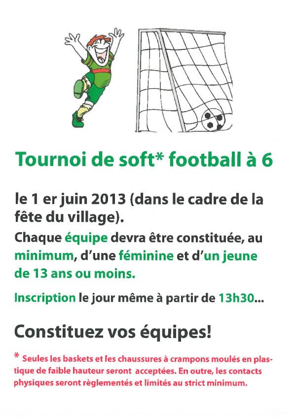 Tournoi de football Fête du Village001